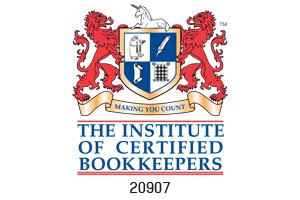 Institute Certified Bookkeepers member JMD