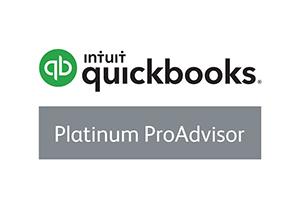 Quickbooks platinum ProAdvisor logo